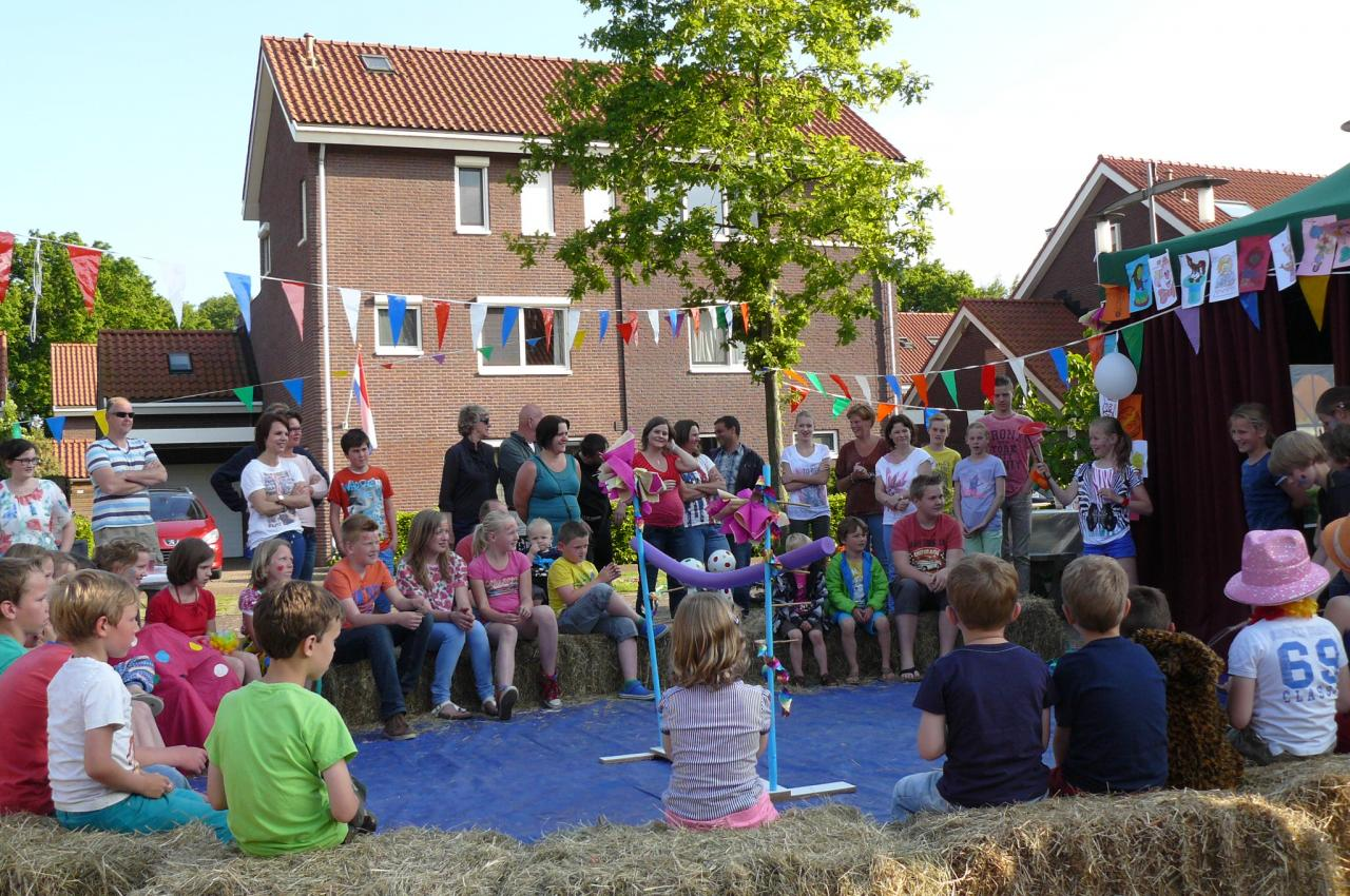 Distelberg Straatfeest